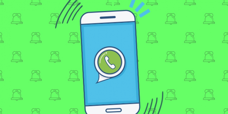 WhatsApp update: arriva il trillo